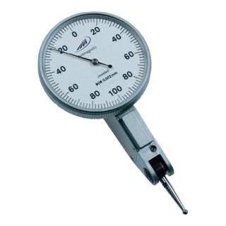 Fühlh.-Messger. 2270 ± 0,1mm Abl. 0,002mm Außenring-D.40,5mm H.PREISSER