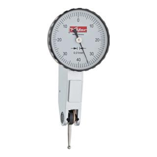 Fühlhebelmessgerät K46 0,2mm Ablesung 0,002mm rechtwinklig