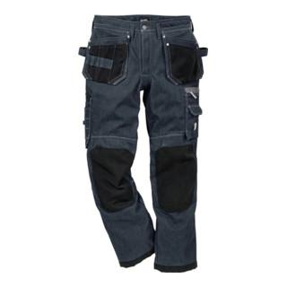 Funktions-Jeans Gr.C48 denimblau, 100% Baumwolle