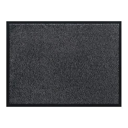 Fußmatte anthrazit PP L600xB900xS5mm