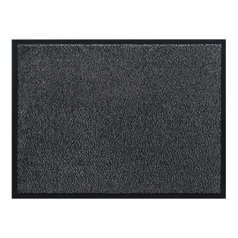Fußmatte anthrazit PP L900xB1500xS5mm