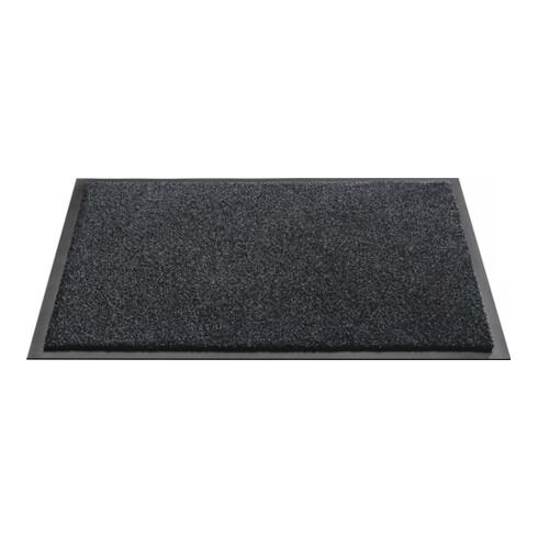 Fußmatte Objektqualität anthrazit PA L800xB1200xS9mm