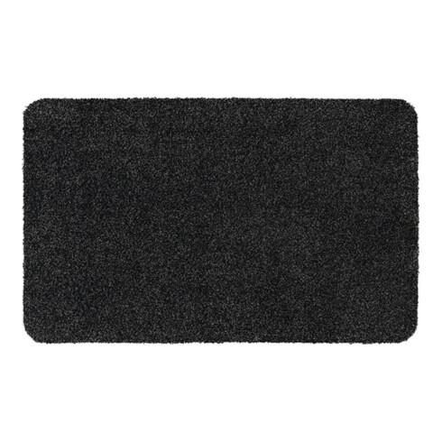 Fußmatte waschbar taupe PE Mikrofaser L600xB1000xS7mm