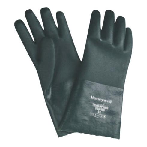 Gant protection chimique Trawler King 860FWG T. 10 vert EN 388, EN 374 cat. III