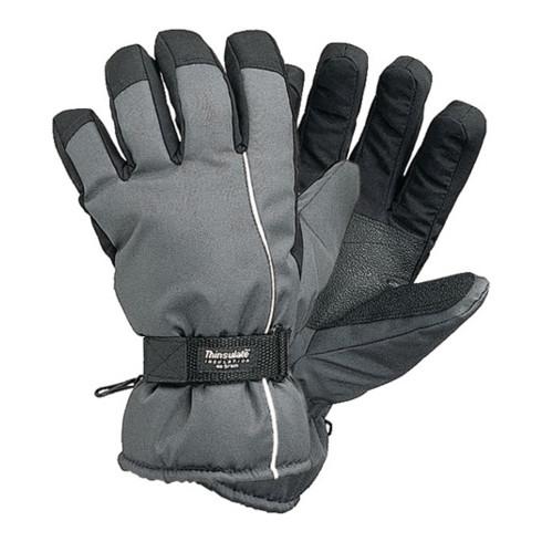 Gants de protection contre le froid taille XL noir 65 % PES / 35 % CO