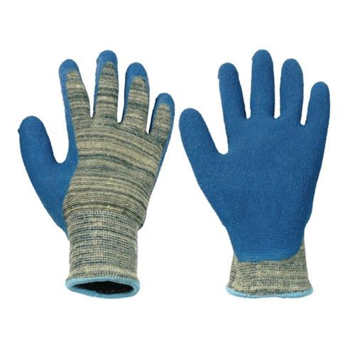 Gants de protection contre les coupures Sharpflex Latex taille 10 gris/bleu para