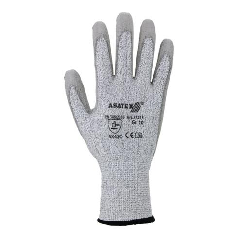 Gants de protection contre les coupures taille 9 gris/gris HDPE/nylon/ élasth./f