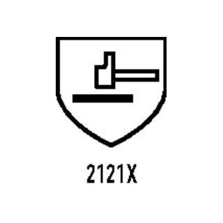 Gants en similicuir RewoMech 640 taille 9 noir/gris similicuir/EL EN 388 cat. II
