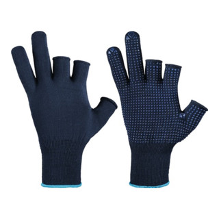 Gants Mishan taille 8 bleu/bleu PA/CO EN 388 cat. II Stronghand
