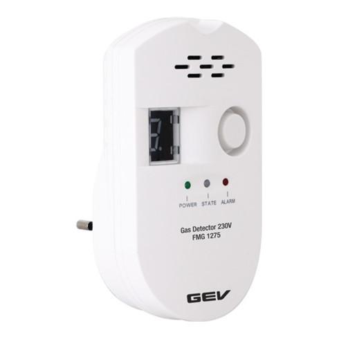 Gas-Melder FMG 1275 H.121mm weiß 85 dB/3m