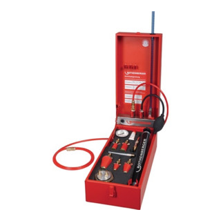 Gas-/Wasserleitungsprüfgerät ROTEST GW 150/4 Arbeitsbereich 18-42mm ROTHENBERGER