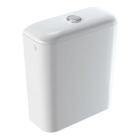Geberit Keramik-Spülkasten iCon Wasseranschluss seitlich weiß