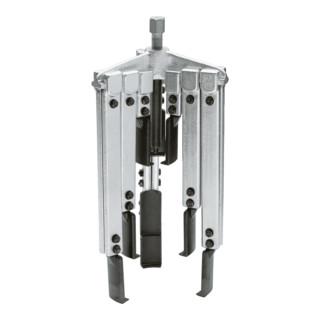 Gedore 3-armiger Abzieher mit 9 Haken 130 x 100/200/250 mm