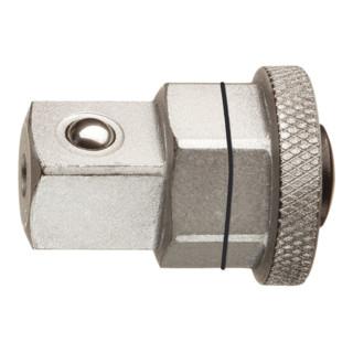 """Gedore Antriebs-Adapter 1/2"""" 4kt, 19 mm für 7 R / 7 UR"""