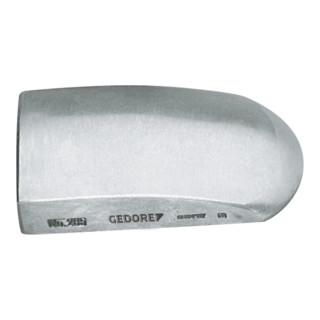 Gedore Ausbeulamboss 111x68x23,5 mm