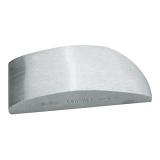 Gedore Ausbeulamboss 120x58x23 mm