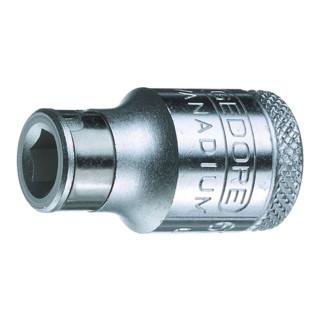 Gedore Bit-Adapter 1/4'' skt - 3/8'' vkt