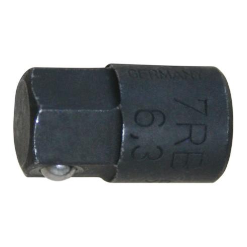 """Gedore Bit-Adapter 1/4"""" 6kt, 10 mm für 7 R / 7 UR"""