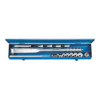 Gedore Drehmomentschlüssel Dremometer BC / BCL, mit Druckknopfauslösung, 40-200 Nm
