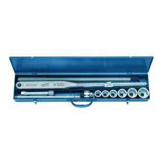 Gedore Drehmomentschlüssel Dremometer DX, 520-1000 Nm, in Kunststoffbox, mit Alu-Verlängerung