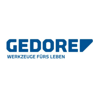 Gedore Drehmomentschlüssel Torcofix K, mit Pilzkopf und integrierter Knarre