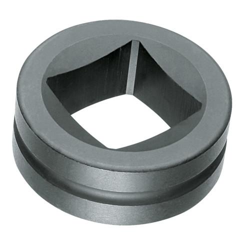 Gedore Einsatzring für Freilaufknarren 4-kant 19 mm
