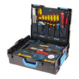 Gedore Gedore L-BOXX 136 mit Sortiment Elektriker, 36-tlg