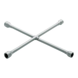 Gedore Kreuzschlüssel PKW 17x19x21x11/16'', 420x420 mm