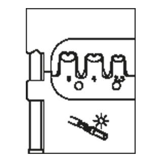 Modul-Einsatz für Multi Contact MC4