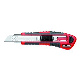 Gedore Red Cuttermesser 5 Klingen-B.18mm +Anspitzer
