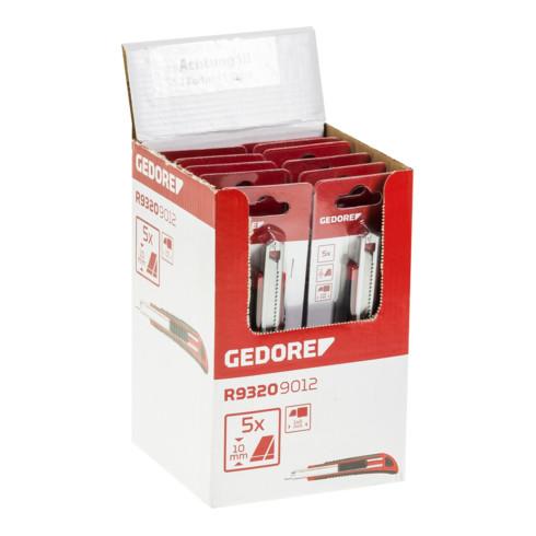 Gedore Red Display Cutter Klingen-B.18mm R93209112 12-teilig