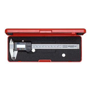 Gedore Red Messschieber digital W.153mm mm/inch
