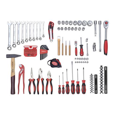 Gedore Red Werkzeug-Satz ALL-IN, im Werkzeugkoffer, 108-teilig