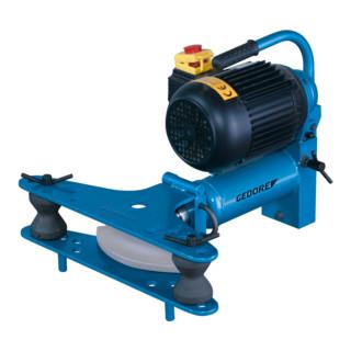 """Gedore Rohrbiegegerät, elektro-hydraulisch, aufklappbarer Biegerahmen 2"""", 230 V"""