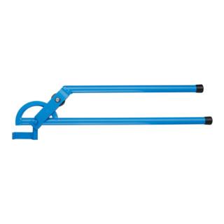 Rohrbiegezange mit Rolle und Kunststoff-Schiene 10 mm