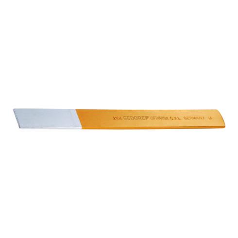Gedore Schlitzmeißel extra flach, 240x26x4 mm