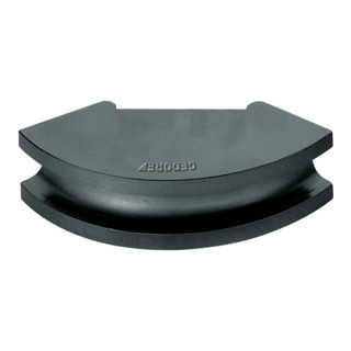 Gedore Stahl-Biegeform bis 90 Grad 1.1/4'' für Gas- und Wasserrohre