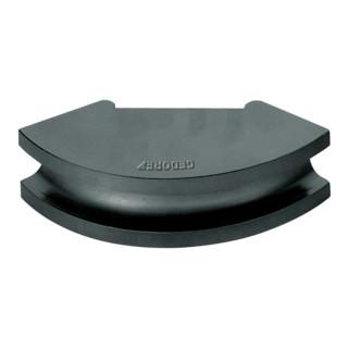 Gedore Stahl-Biegeform bis 90 Grad 2.1/2'' für Gas- und Wasserrohre