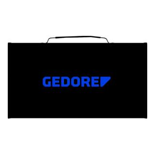 Gedore Steckschlüssel-Satz 1/2'' in Textiltasche 15-teilig