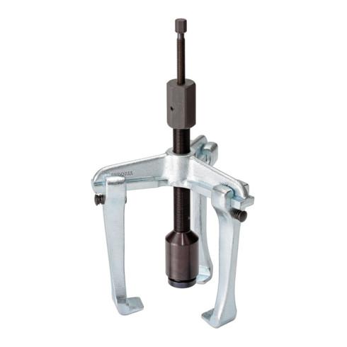 Gedore Universal-Abzieher 3-armig, hydraulisch, Ganzstahlhaken, Hakenbremse 250x120 mm