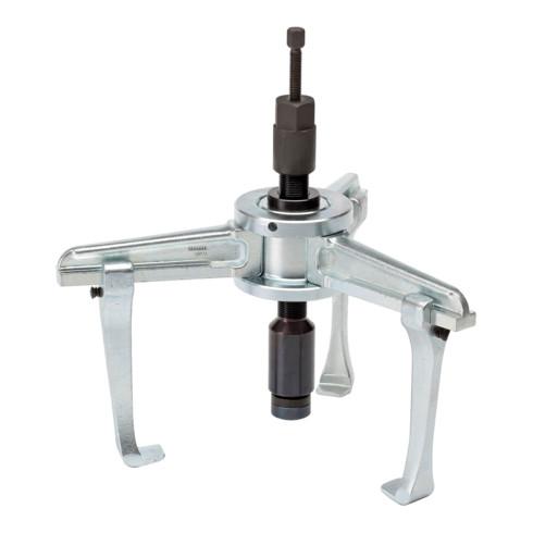 Gedore Universal-Abzieher 3-armig, hydraulisch, Ganzstahlhaken mit Hakenbremse