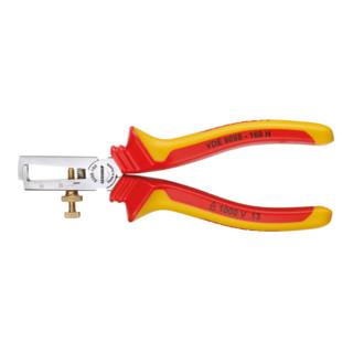 Gedore VDE-Abisolierzange mit Hüllenisolierung 160 mm