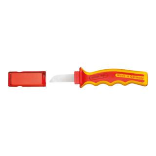 Gedore VDE-Kabelmesser, Griff aus 2-Komponenten-Kunststoff