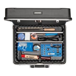 Gedore Werkzeugkoffer Elektriker, 90-teilig