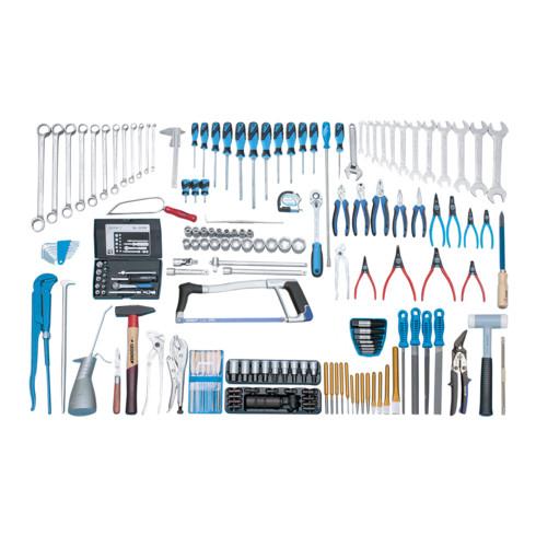 Gedore Werkzeugsortiment Mechaniker 179-tlg