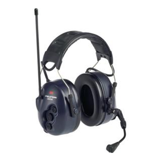Gehörschutzfunkgerät Peltor LiteCom Sprechmikrofon Nahbereichskommunikation 32dB