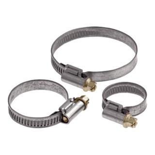 GEKA DIN 3017 Schlauchschelle 8-12 mm W1 Bandbreite 9 mm SB