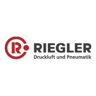 Gerade Steckverbindung m. Stecknip. red. Blaue Serie Schlauch-D 8 Red.-D 10