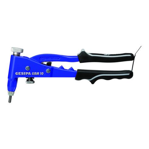 Gesipa Blindnietmutter-Handgerät GBM 10 (Dorn und Mundstück M 5)