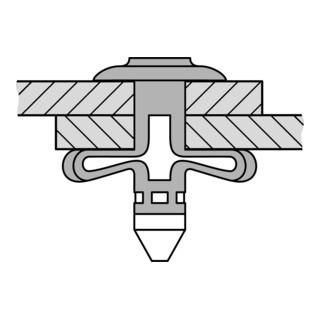 Gesipa Bulb-Tite-Blindniete